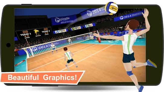 Volleyball Champions 3D MOD 7.1 (Unlimited Money) Apk 6
