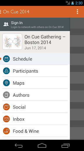 On Cue Gathering – Boston 2014