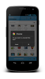 Simply Uninstaller- screenshot thumbnail