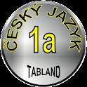 Český jazyk pro 1.ročník ZŠ-1 icon