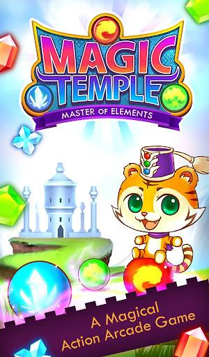 【免費街機App】Magic Temple-APP點子