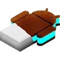 Ice Cream Sandwich Theme Mint logo