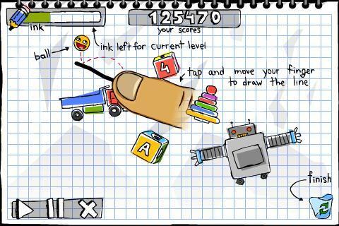 Awesomeness: Draw 'n' Go!- screenshot