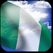 3D Nigeria Flag