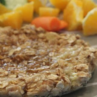 Biggie Microwave Banana Oat Cakes Recipe