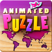 Animated Puzzle for Kids