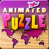 Puzzle animado