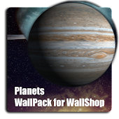 Planets WallShop Pack