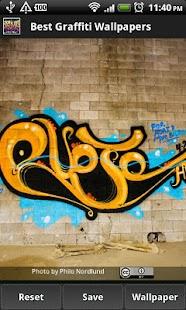 Best Graffiti Wallpapers - screenshot thumbnail