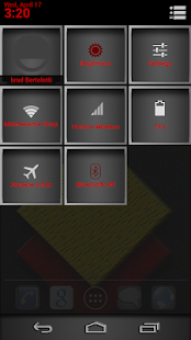 SimpleRed Theme Chooser theme - screenshot thumbnail