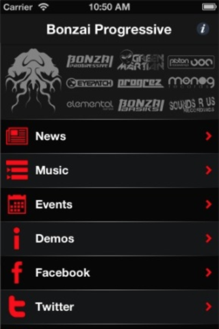 Bonzai Progressive - screenshot