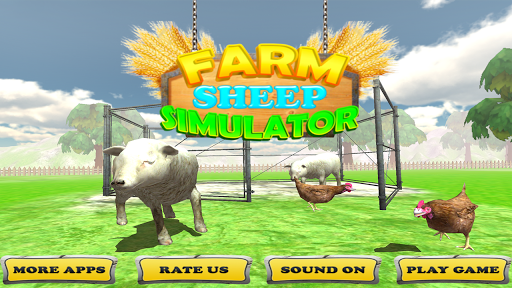 ファーム羊シミュレータ3D