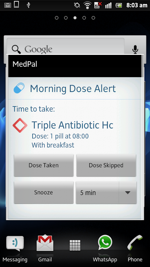 MedPal - screenshot