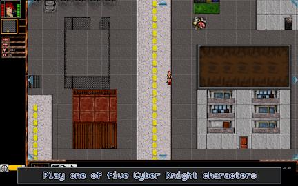 Cyber Knights RPG Screenshot 9