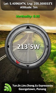 Camera Compass - screenshot thumbnail