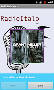 RadioItalo.com- screenshot thumbnail