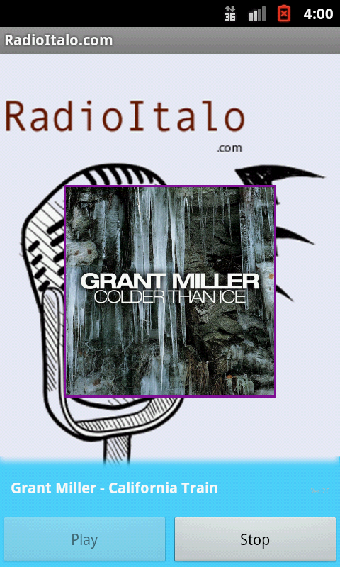 RadioItalo.com- screenshot