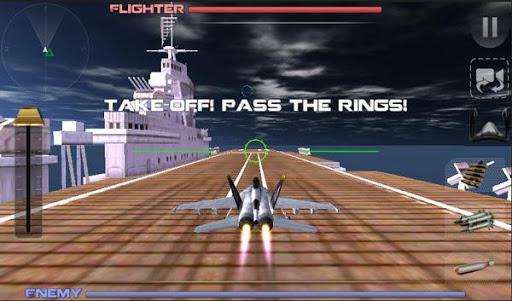 F18 航空戦闘機攻撃