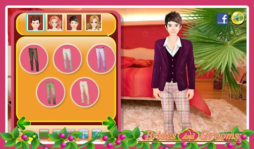 Bride and Groom Wedding games 3.1 screenshots 3