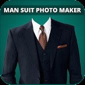 Man Suit  Photo Maker HD