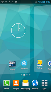 S Launcher (Galaxy S6 Launcher - screenshot thumbnail