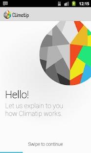 Climatip - screenshot thumbnail