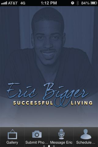 Eric Bigger Successful Living