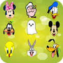 Cartoons Popper for Kids icon