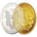 Precious Metal Coin Price App icon