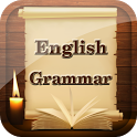 English Grammar Book icon