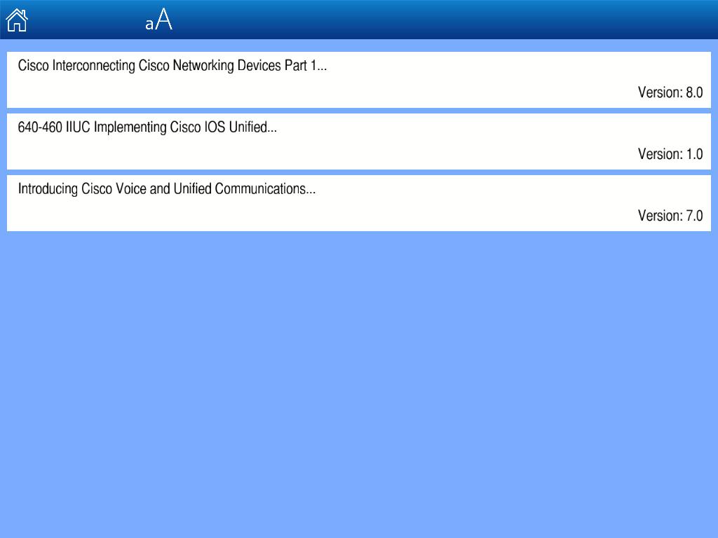 Microsoft MCSD SharePoint Exam - screenshot