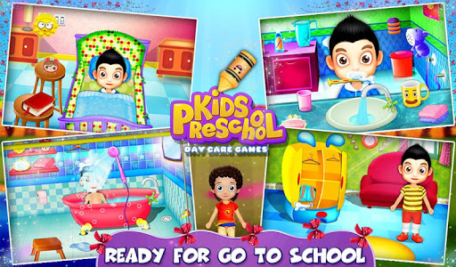 Kids PreSchool Day Care v1.1