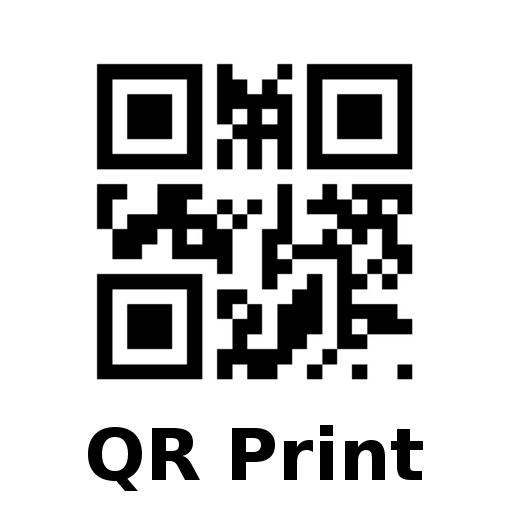QR打印 生產應用 LOGO-阿達玩APP
