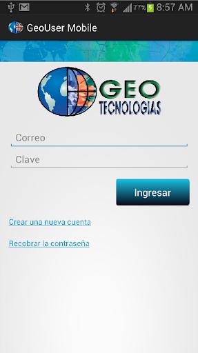 Geo User Mobile