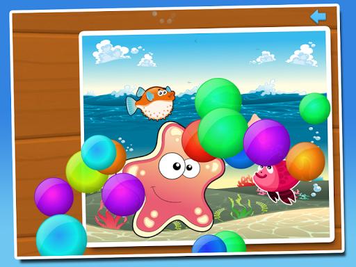 無料教育Appの魚のパズル - 子供のための楽しい|記事Game