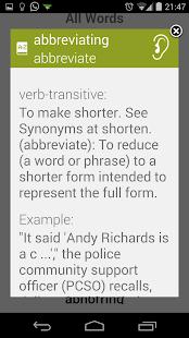 Turbo Words - screenshot thumbnail