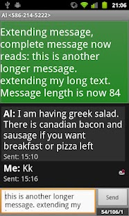 Text Talk- screenshot thumbnail