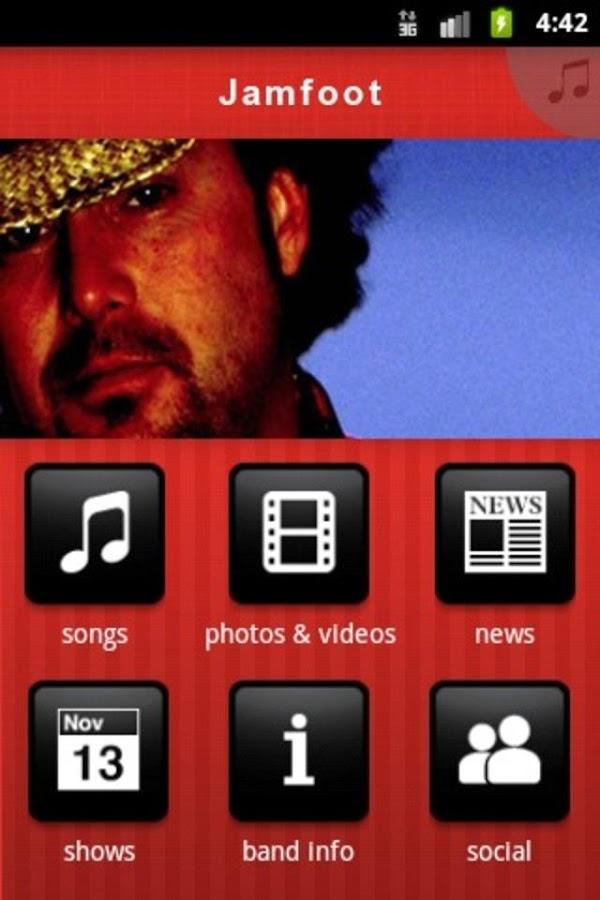 Jamfoot - screenshot