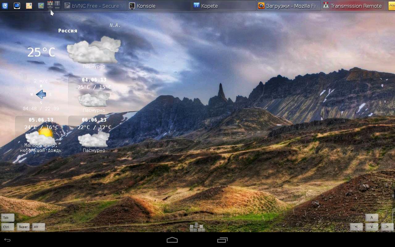 bVNC Pro: Secure VNC Viewer - screenshot