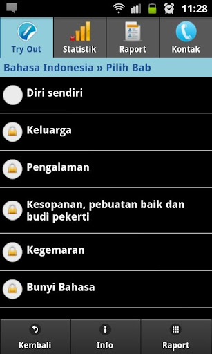 Screenshots #3. Try Out Plus SD 6 / Android