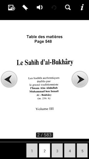 Tome 3 Ar-Fr Sahih Al-Boukhari