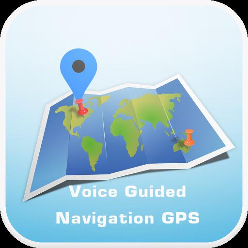 語音導遊GPS導航儀 LOGO-APP點子