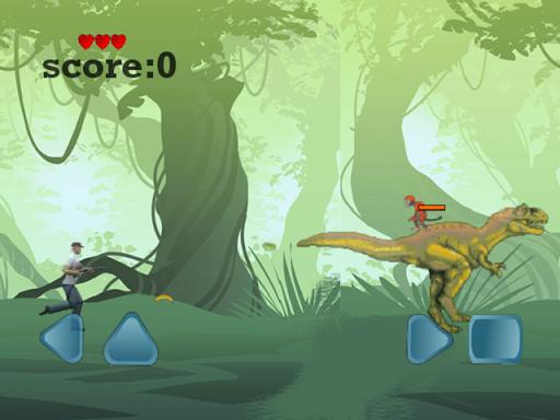 恐龙:丛林运行