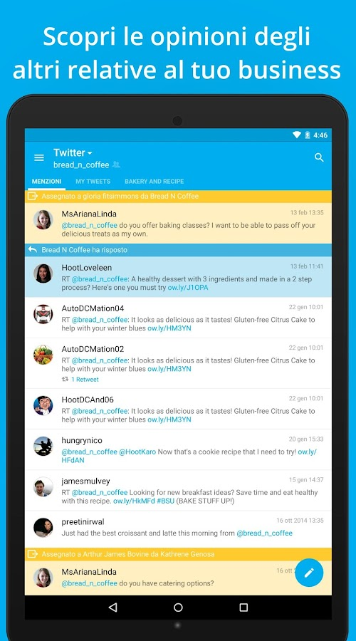 Hootsuite- screenshot