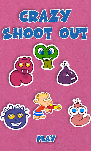 Shooting Game-Crazy Shoot Out