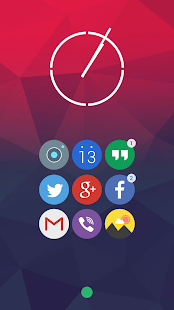 Elun - Icon Pack Screenshot