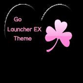 Pinkie GoLauncher Theme