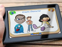 Screenshot of Character and Avatar Maker