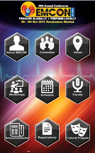【免費醫療App】EMCON 2014-APP點子