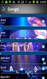 Chameleon Player(Lite version) - screenshot thumbnail